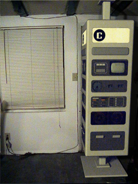 Space1999 Commlock  a Digital reCreation