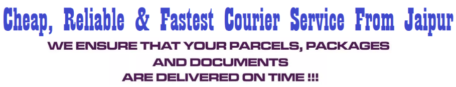 Courier Services To Nepal Kathmandu From Jaipur Booking