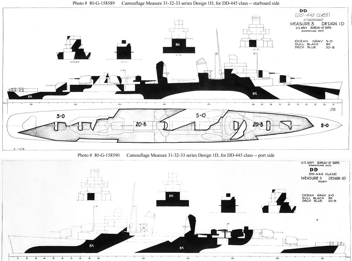 Shipcamouflage
