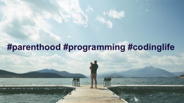 parenthood and coding; mix don't mingle