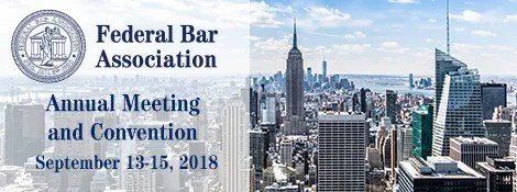 Federal Bar Association Blockchain Panel