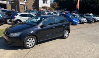 2012 Volkswagen Polo 1.2 S 5dr (a/c) full