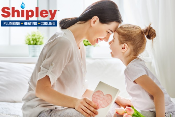 Mothers Day Plumbing And AC Specials  Shipley Plumbing