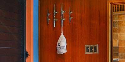 Nautical Cleat Hooks & Handles