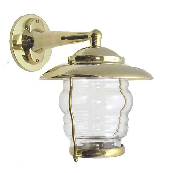 Solid Brass Deck Lighting (H-5) by Shiplights