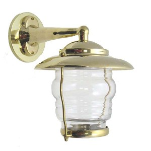 Solid Brass Deck Lighting (H-5) by Shiplights