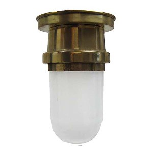Industrial Flush Bulkhead Light (NC-1) by Shiplights