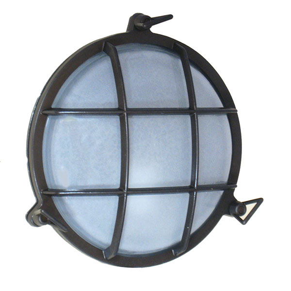 Mariner Wall Light in Oil Rubbed Bronze by Shiplights