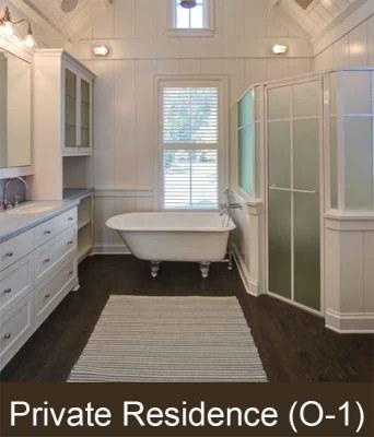 Chrome Nautical Bathroom Lights