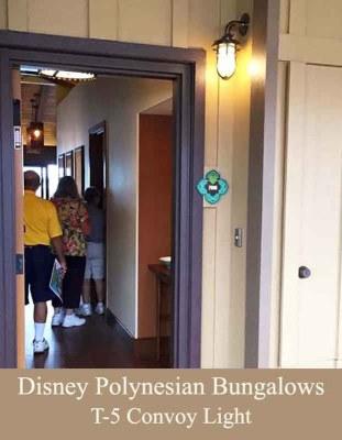 Rugged Nautical Bronze Light at Disney by Shiplights