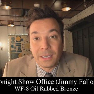 Tonight Show, Jimmy Fallon's Office Light Fixtures by Shiplights
