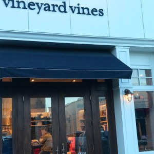 Marine Grade Bronze Nautical Wall Sconce at Vineyard Vines Store