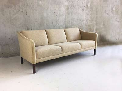 sofa free shipping europe milo baughman table european transport find cheap couriers on shiply danish three seater from london to paris