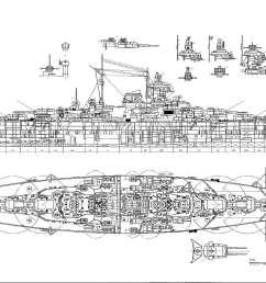 plan battleship tirpitz jpg battleship tirpitz [ 1200 x 817 Pixel ]