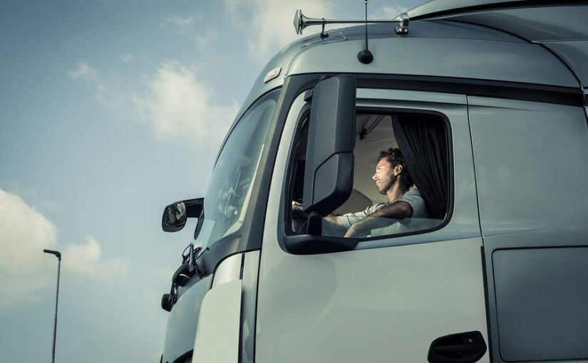 Truck Driver Training in the United States
