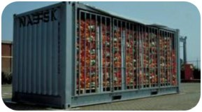 Side open containers with onion cargo - http://www.worldshipping.org/images/SideOpening.jpg