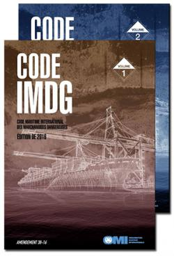 IMDG Code 38-16