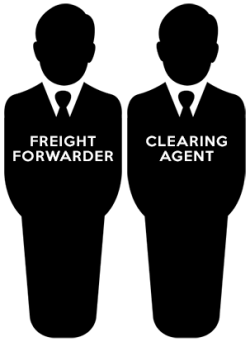 freight forwarder and clearing agent - shipping and freight resource