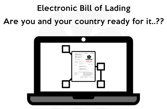 electronic bill of lading - covid-19 - shipping and freight resource
