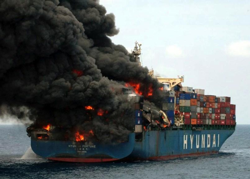 Cargo Damage