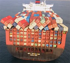is ship captain responsible for safety of cargo on board