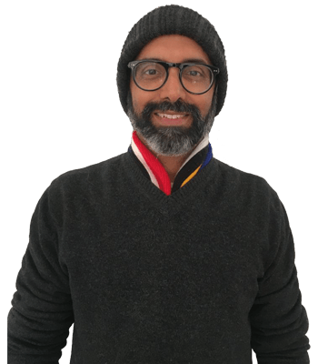 Hariesh Manaadiar - Founder of Shipping and Freight Resource