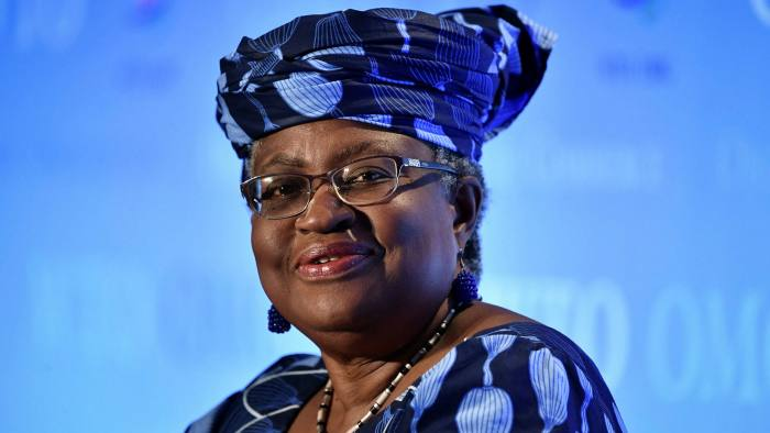 Ngozi Okonjo-Iweala - WTO Director General - Shipping and Freight Resource