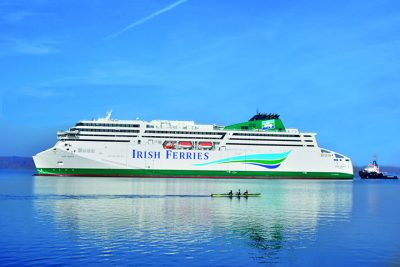 Ferry News - March 2019 - Shipping Today & Yesterday Magazine