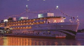 Floating Hotel casino for sale