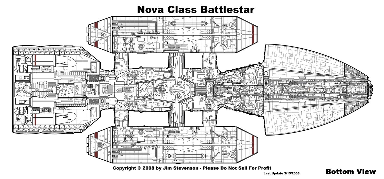 Starship Modeling Artwork
