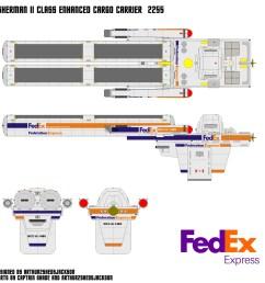 cargo carrier sherman ii  [ 1000 x 1007 Pixel ]