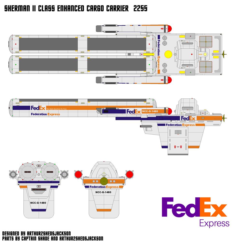 medium resolution of cargo carrier sherman ii