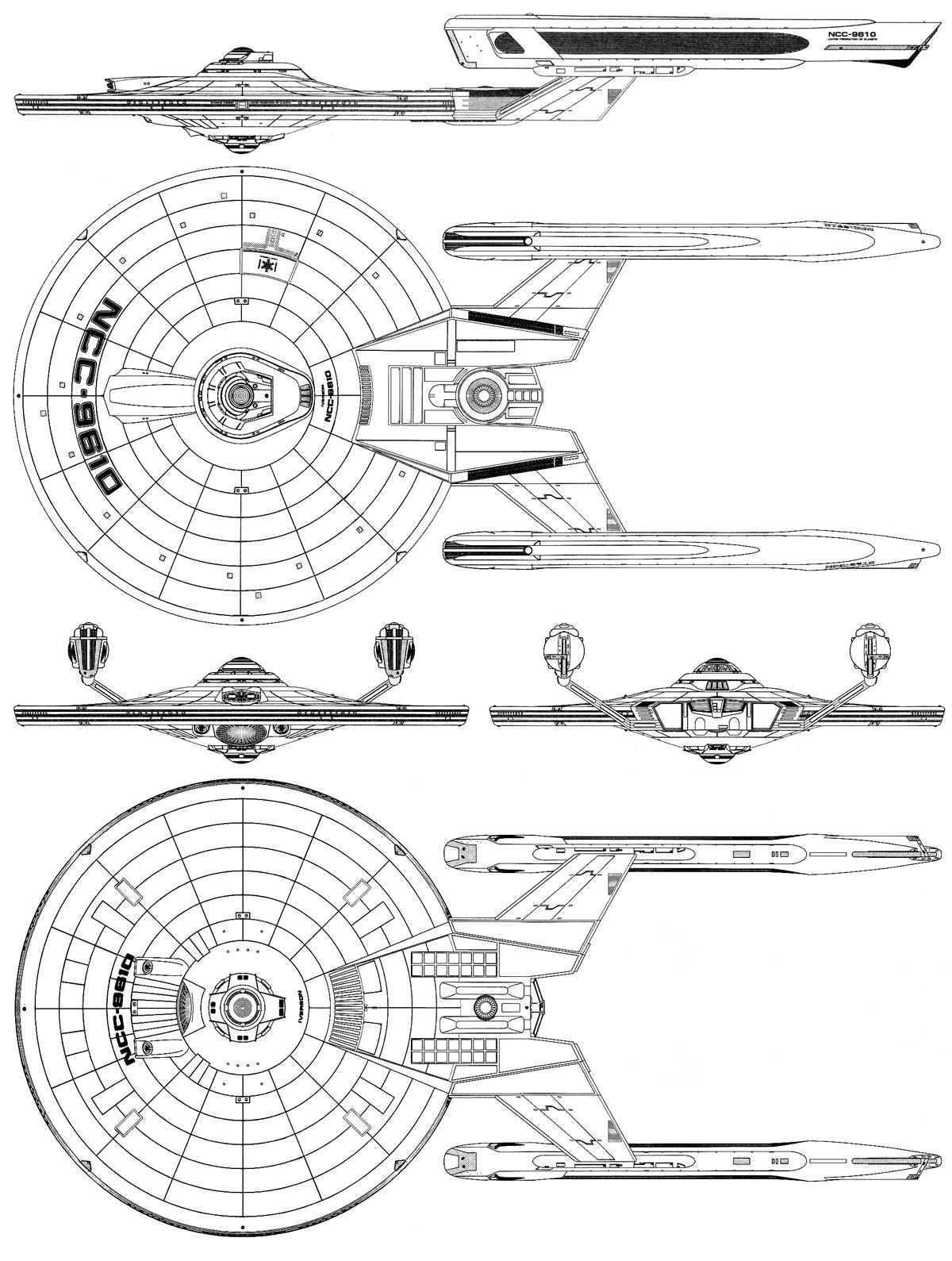 Iverson Class IX Cruiser