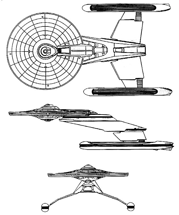 Flare Sci-Fi Forums: FASA's TNG Officer's Manual