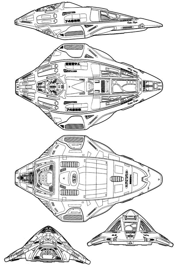 cctg: Star Trek: Voyager