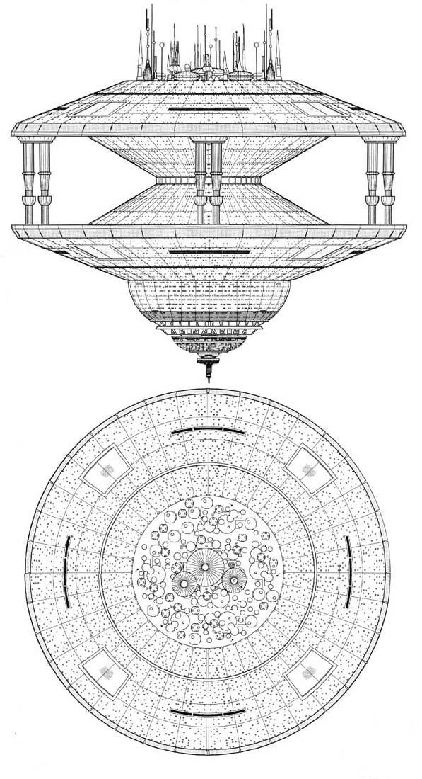 Similiar Star Trek Spacedock Schematics Keywords