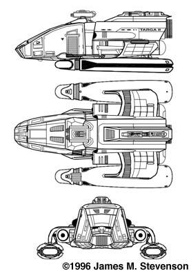 Star Trek Starship Schematics Star Trek Deep Space Nine