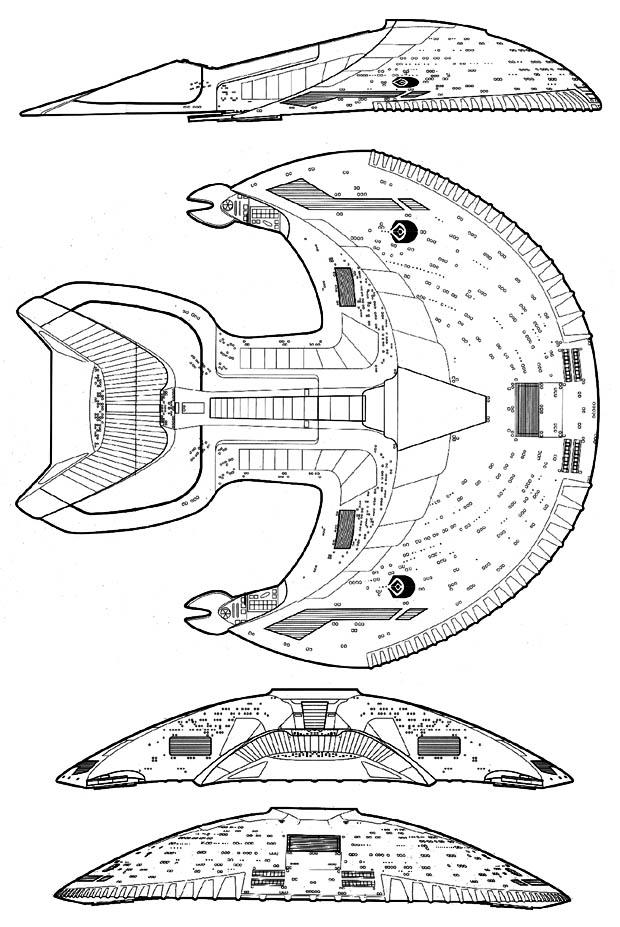 Starship Schematic Database