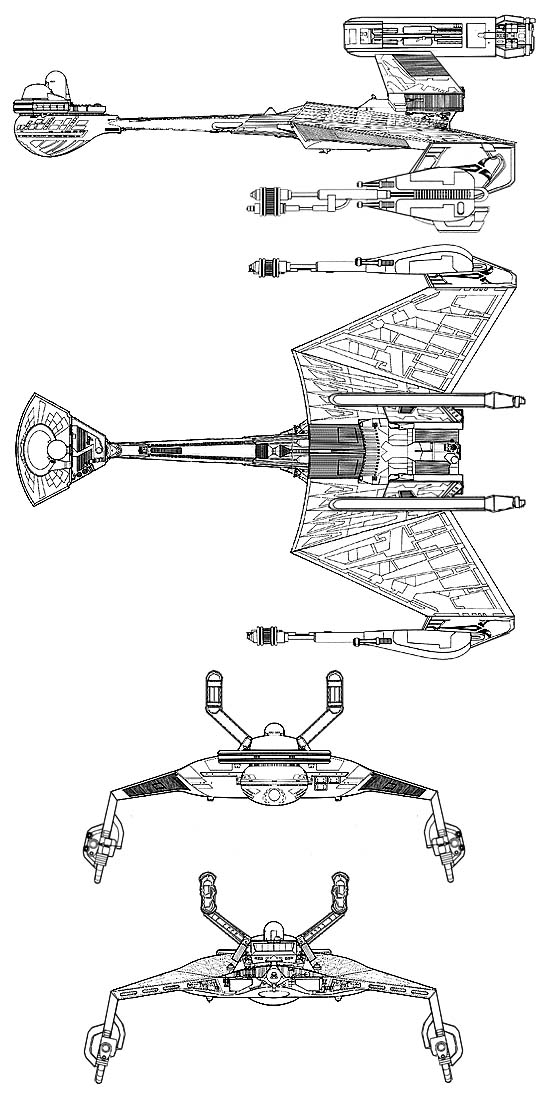Ship Schematics Net Star Trek