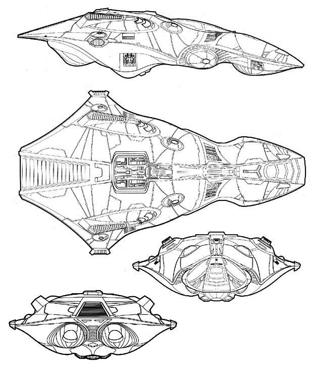 Ship Schematics Star Trek Timelines