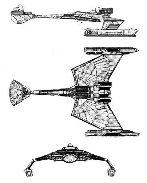 V-11 (Stormbird) Class VII-X Battlecruiser