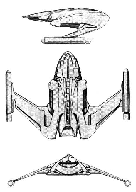 V-5 (Skyfire) Class VII/VIII Cruiser