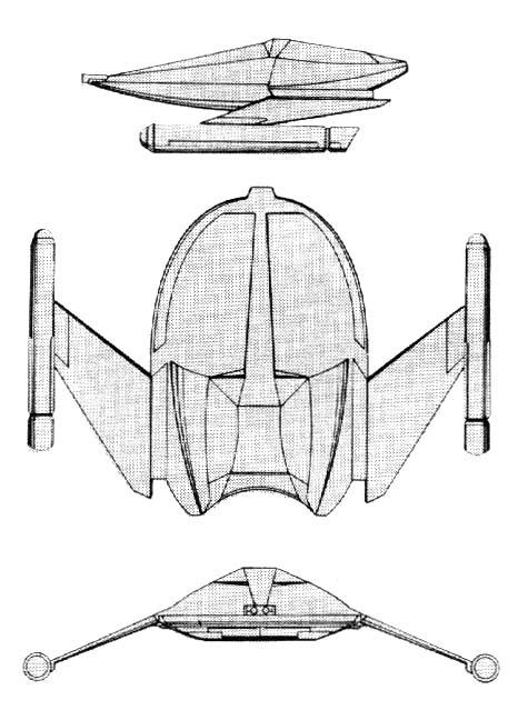 T-2 (Death Talon) Class IV Desrtoyer
