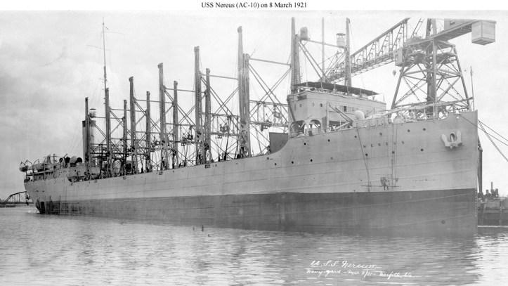 Resultado de imagen para USS Proteus (CA-9)