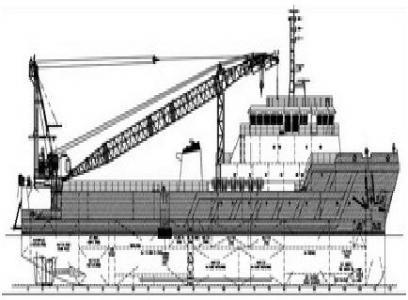 Vessel Contry, Sibu, Sarawak, Supply Vessel For Sale