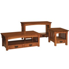 Amish Built Sofa Tables Rattan Outdoor Nz Furniture Tabless Adams Table