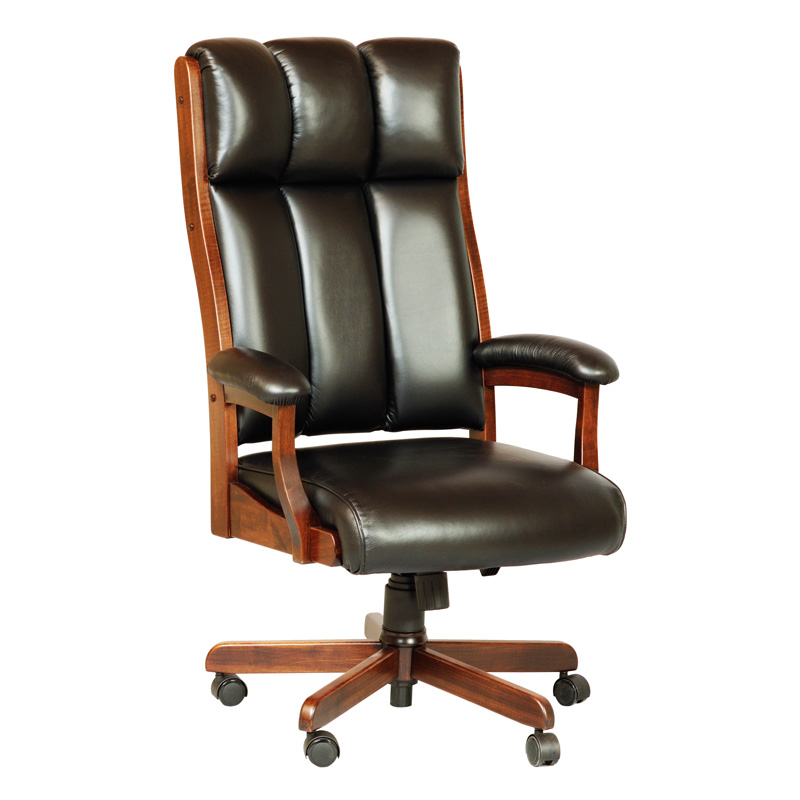 Executive Desk Chair PDF Woodworking