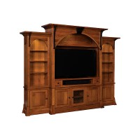 Amish Entertainment Centers Furniture, Amish Entertainment ...