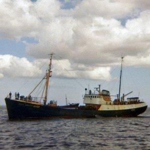 Ross Kelvin   Ships Nostalgia