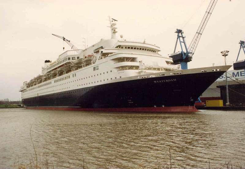 Afbeeldingsresultaat voor 1988 Westerdam